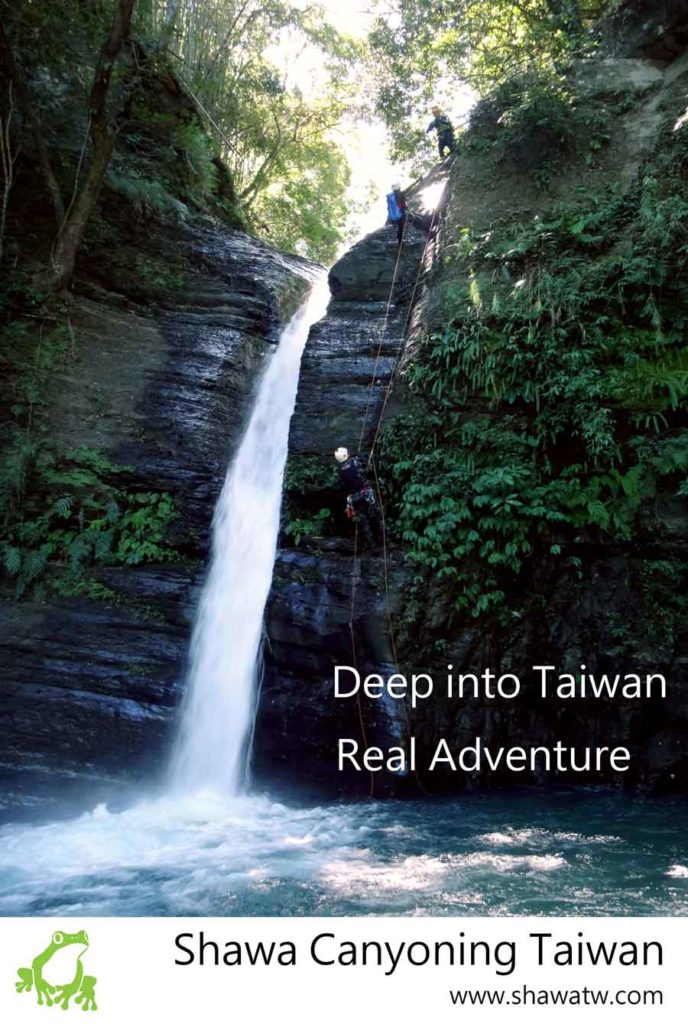 deep into taiwan real adventure