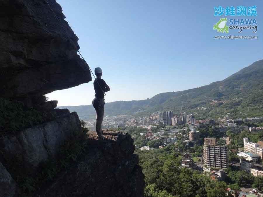 熱海攀岩Rehai-rock-climbing-3-by-沙蛙溯溪Shawa-Canyoning-Taiwan