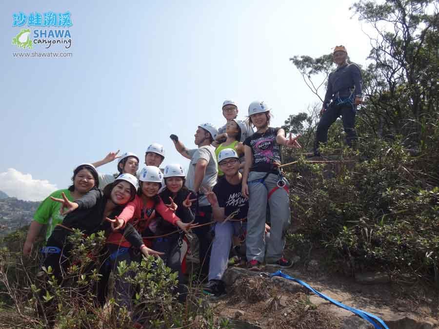 熱海攀岩Rehai rock climbing 6 by 沙蛙溯溪Shawa Canyoning Taiwan