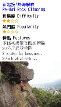 熱海-攀岩-沙蛙溯溪Shawa-Canyoning-Taiwan