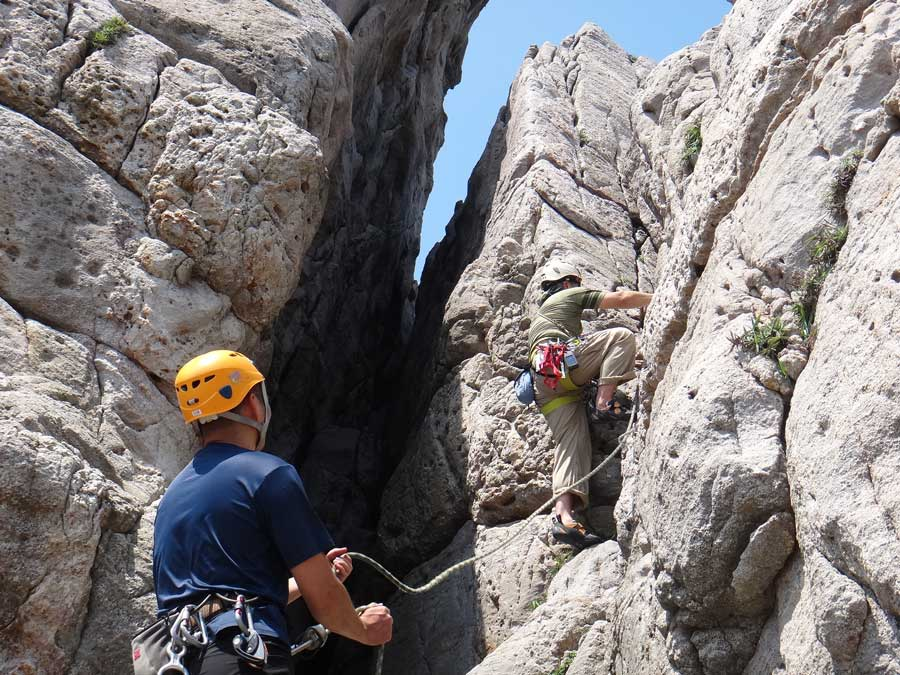 龍洞攀岩Long Dong Rock Climbing
