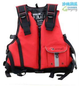 沙蛙溯溪Shawa-Canyoning溯溪裝備-救生衣