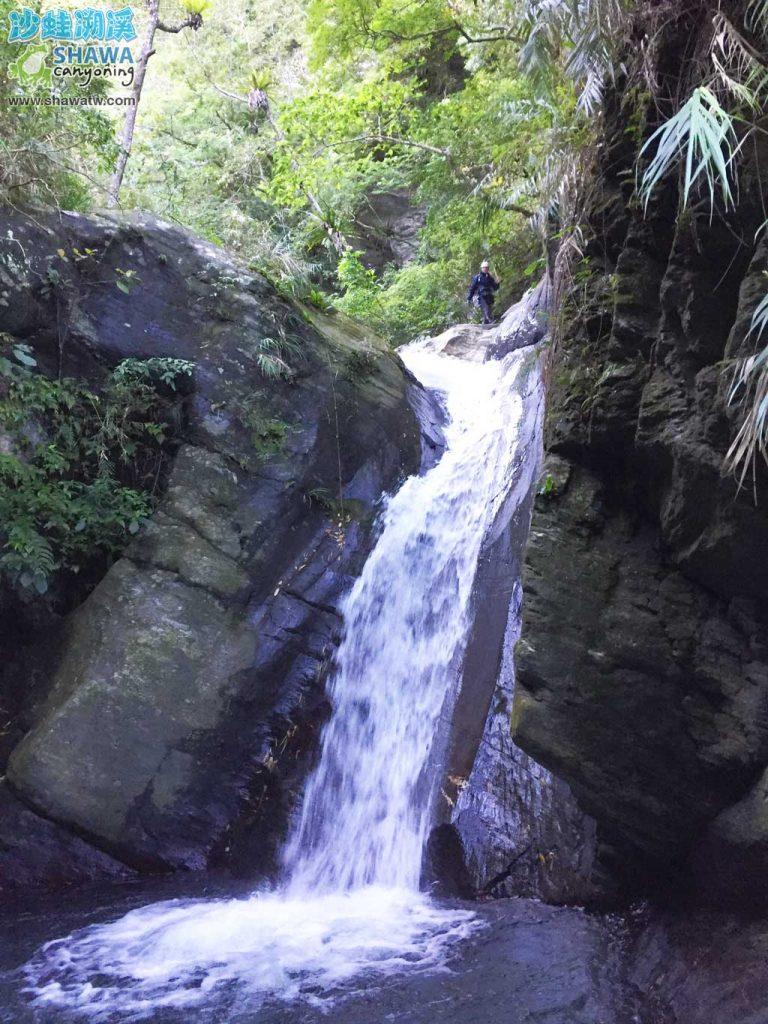 宜蘭南澳鹿角溪溪降9沙蛙溯溪